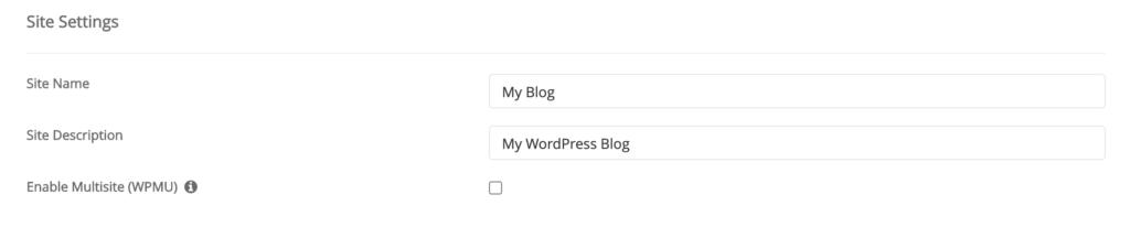 Install WordPress on cPanel-5